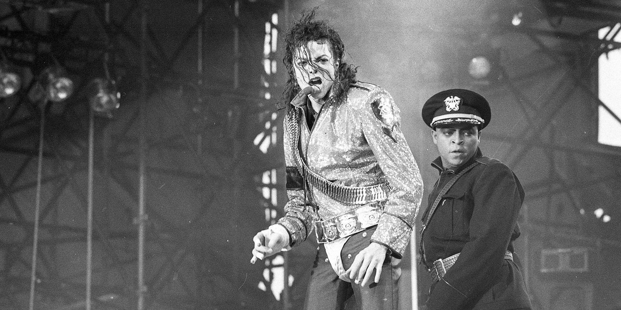 michael jackson gira dangerous 1992