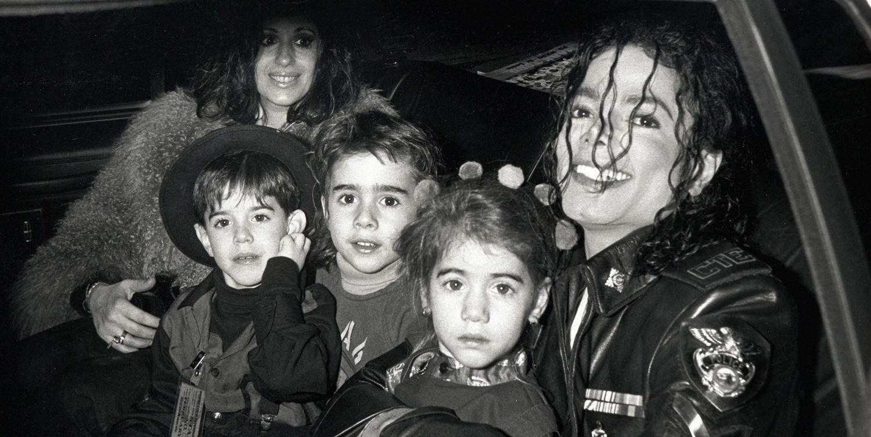michael jackson hijos