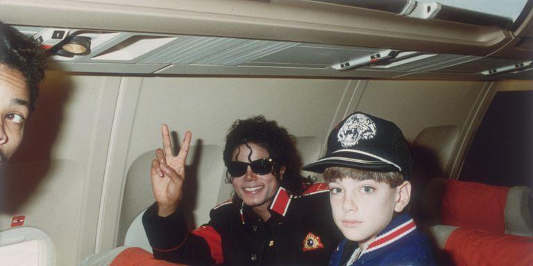Michael Jackson en James Safechuck