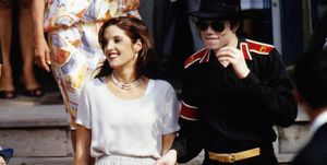 Lisa Marie Presley has said about Michael Jackson's sexual abuse allegations leaving neverland