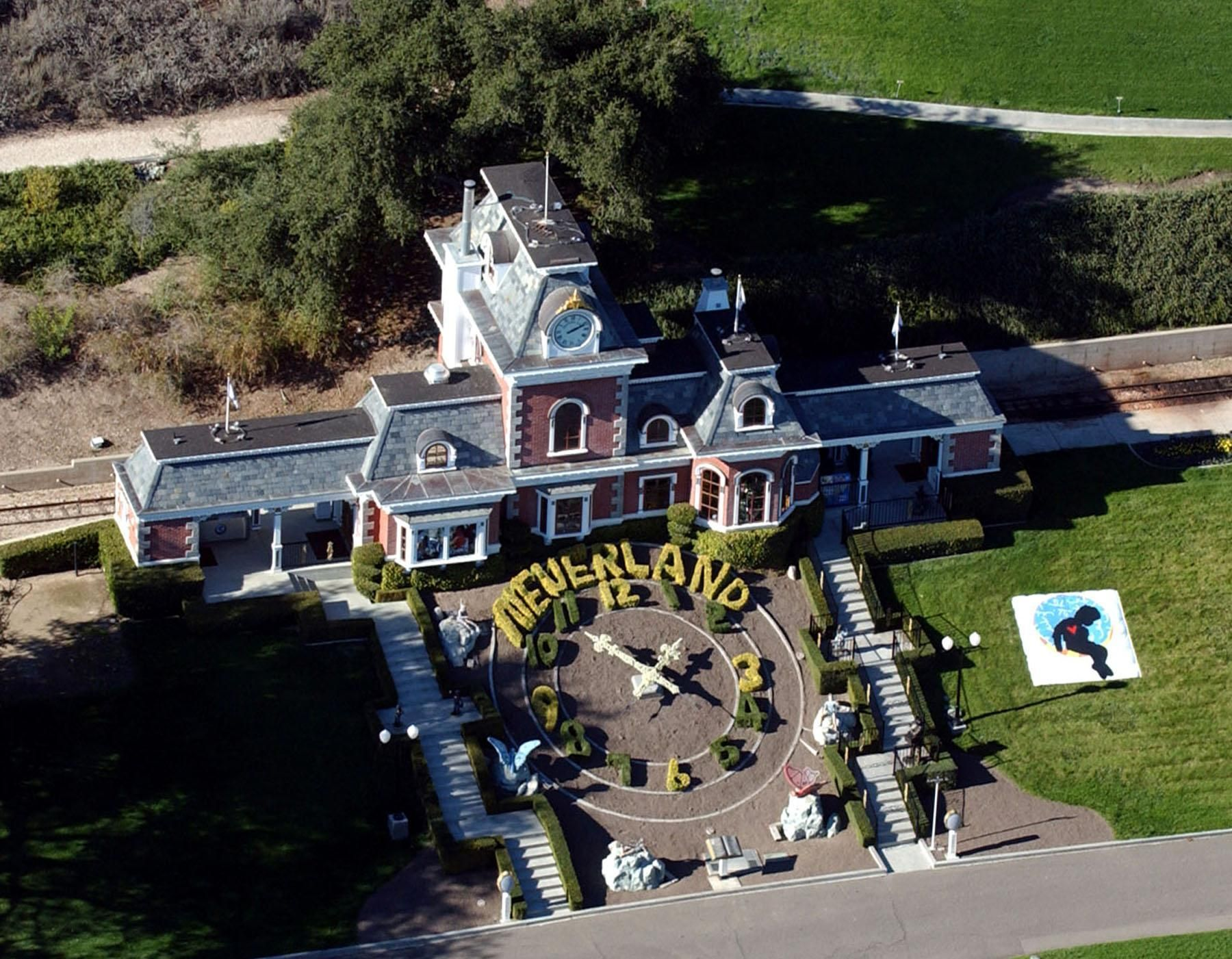 Neverland Ranch Is on the Market in Light of