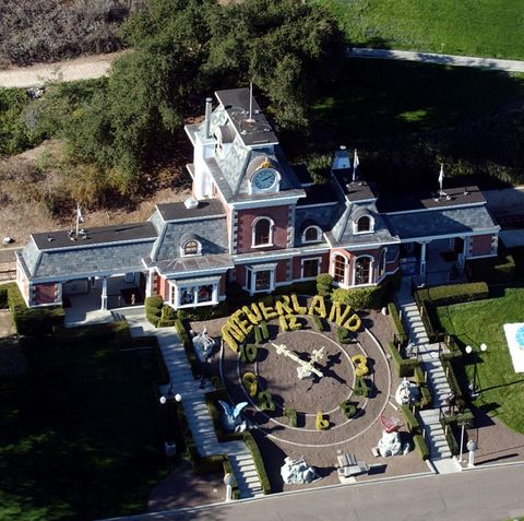 Neverland Ranch Is On The Market In Light Of Quot Leaving