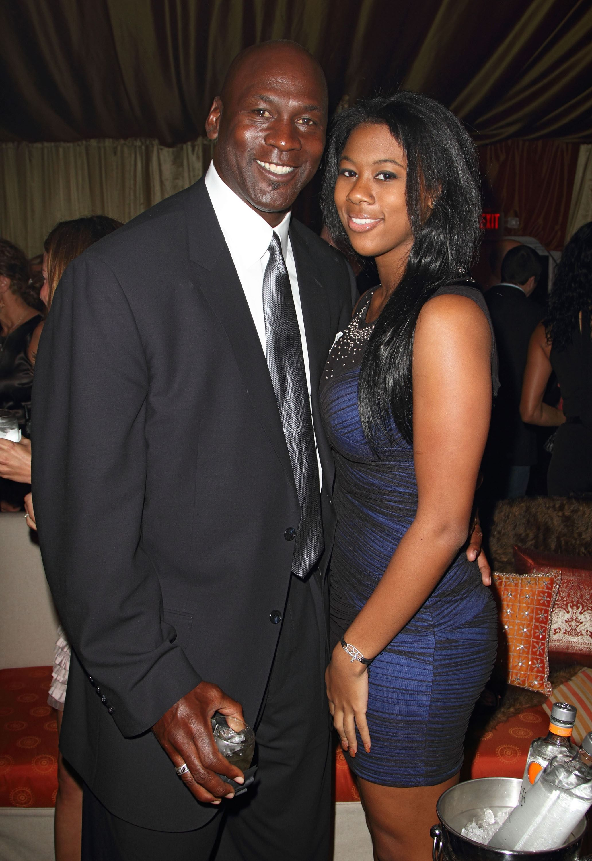Michael Jordan's Daughter Is Making Moves Off the Court