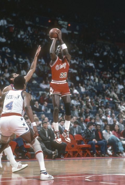 chicago bulls v washington bullets