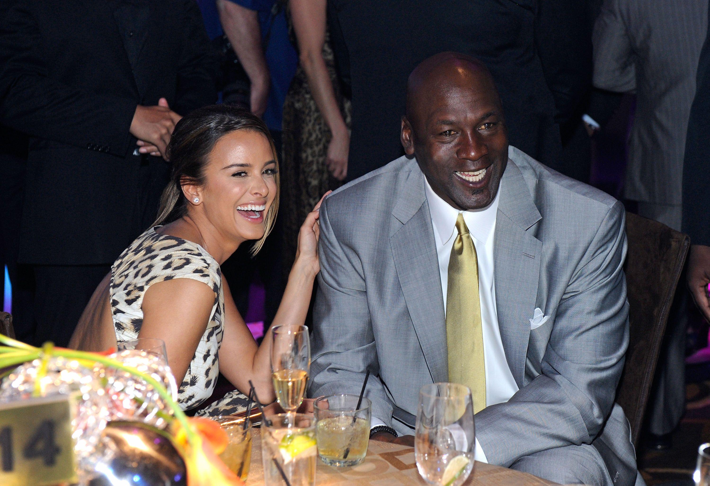 Michael Jordan's Wife, Yvette Prieto