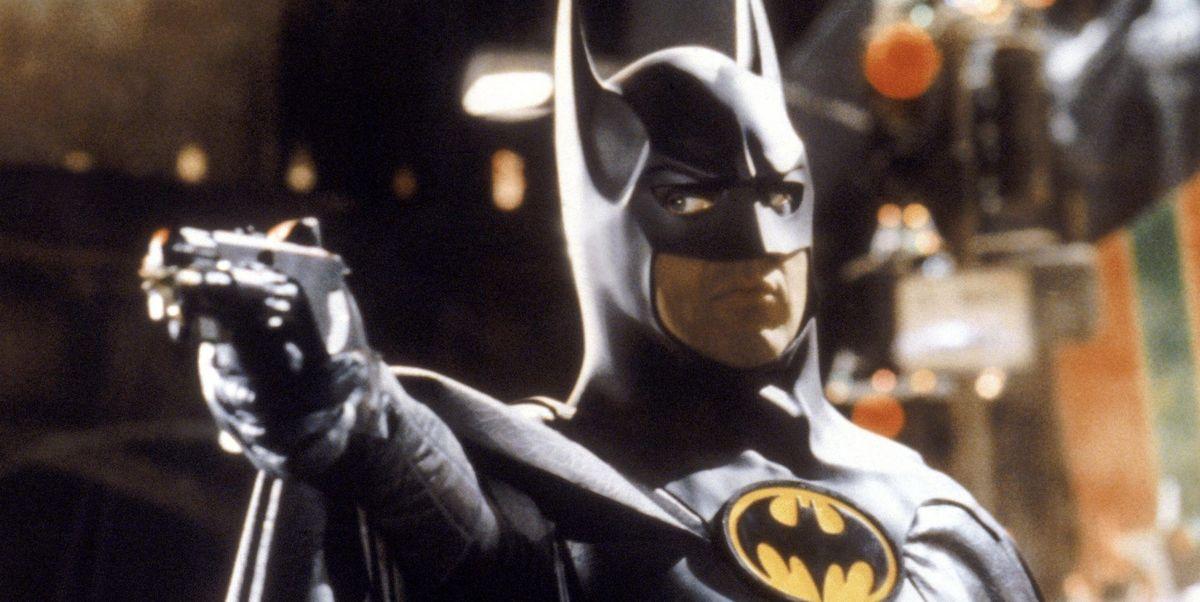 How is Michael Keaton returning as Batman in The Flash?