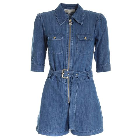 playsuit jumpsuit 2021 denim