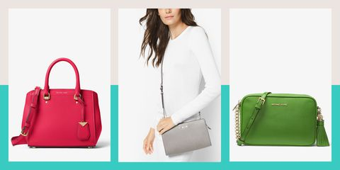 f96289373cef Michael Kors Bags Are on Sale for Less Than $100 This Labor Day Weekend