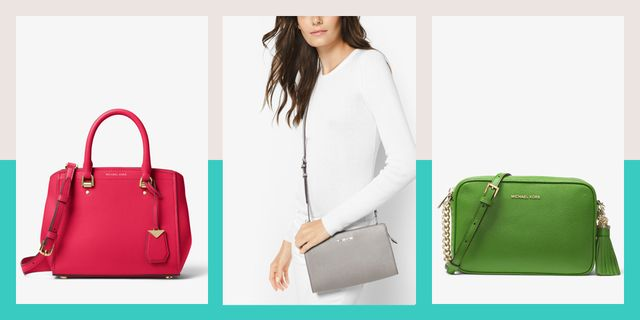 ead3ae27fd9c Michael Kors Handbags Are on Up to 75% Off for a Labor Day Sale
