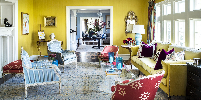 Michael Maher Living Room