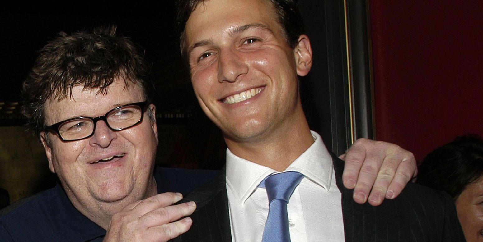 Michael Moore Fahrenheit 9/11