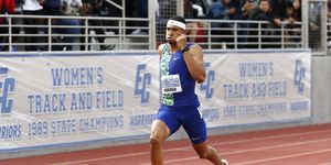 Michael Norman, 4ª marca de la historia en los 400m