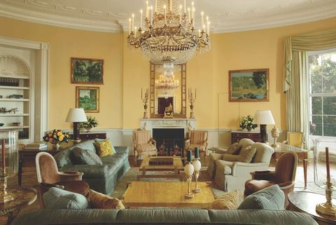 michael s smith's design for the obama era yellow oval room