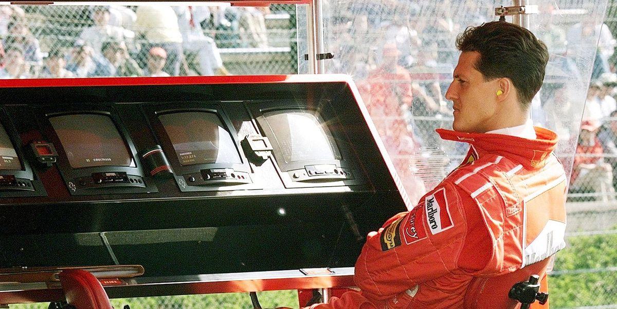 Michael Schumacher Is Getting a Netflix Documentary - RoadandTrack.com