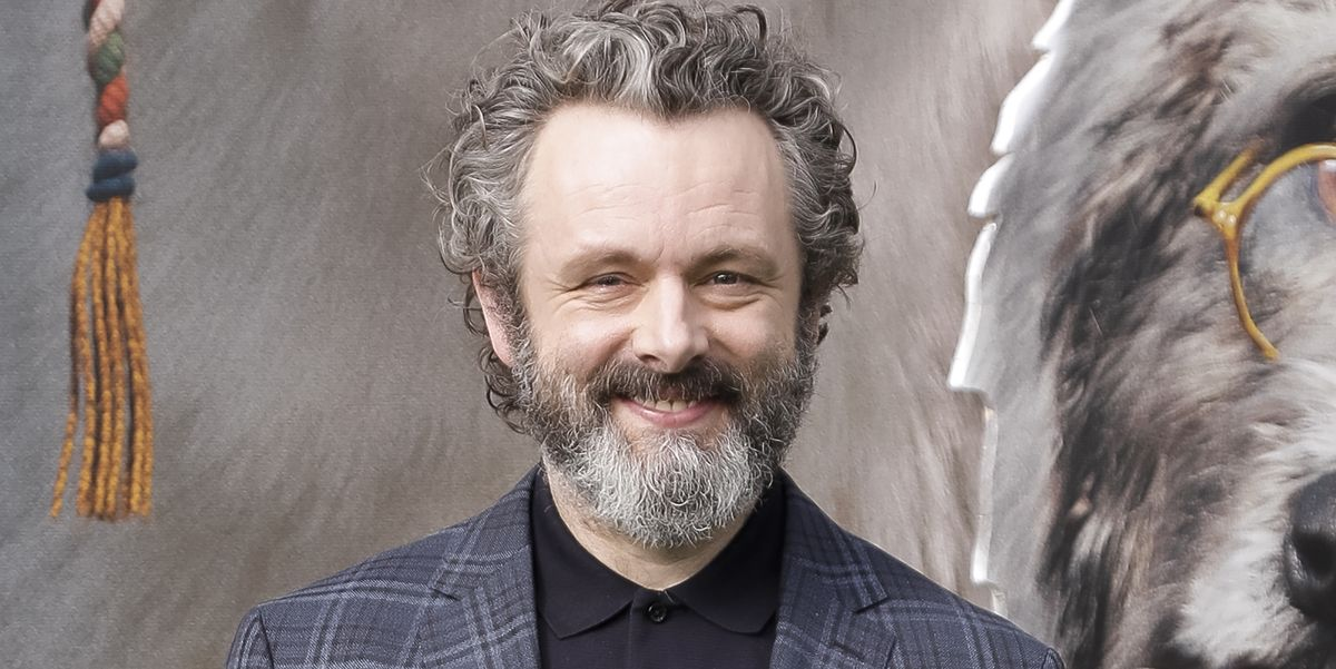 First look at Michael Sheen's hair transformation for new movie