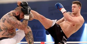 Sauerland Fight Night - Kickboxing Michael Smolik v David Trallero