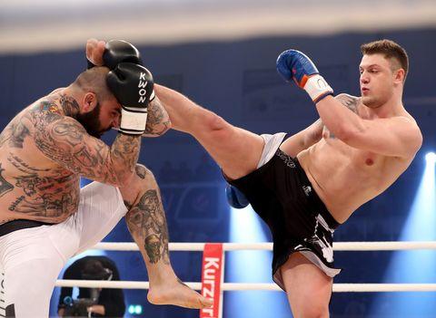 Sauerland Fight Night - Kickboxing Michael Smolik v David Trallero