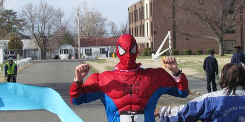 Fictional character, Costume, Superhero, Hero, Carmine, Electric blue, Cobalt blue, Costume design, Spider-man, Avengers,