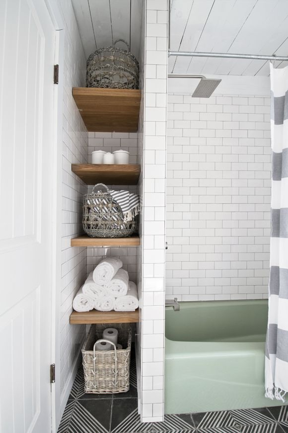 Clever And Easy Bathroom Organization Ideas