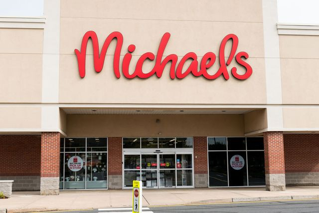 michaels store in north brunswick township, new jersey