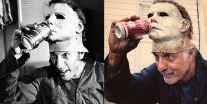 Nick Castle como Michael Myers en Halloween Kills
