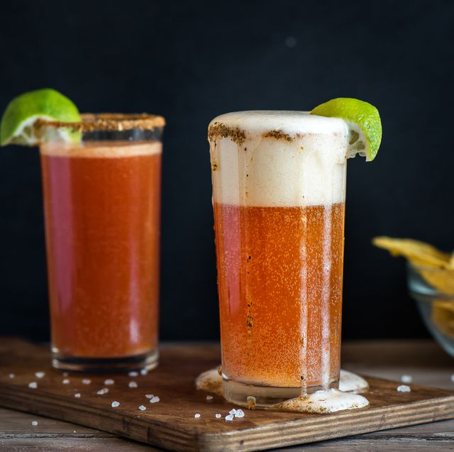 Michelada (Mexican Bloody Beer)