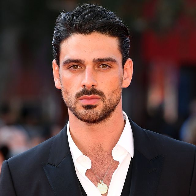 The 30-year old son of father (?) and mother(?) Michele Morrone in 2021 photo. Michele Morrone earned a  million dollar salary - leaving the net worth at  million in 2021