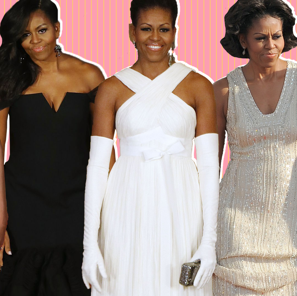 The Most Stunning Dresses Michelle Obama Has Ever Worn