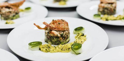 Dish, Cuisine, Food, Ingredient, Risotto, À la carte food, Produce, Staple food, Recipe, Culinary art,