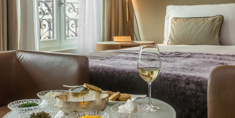 20 Most Over-The-Top Things You Can Order From Hotel Room Service