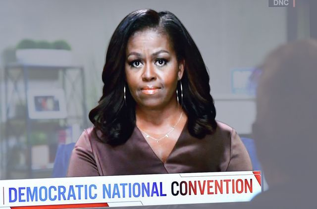 michelle obama's dnc address showcased the calm and urgent power of pragmatism