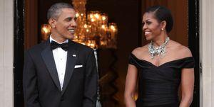 Michelle en Barack Obama podcasts Spotify