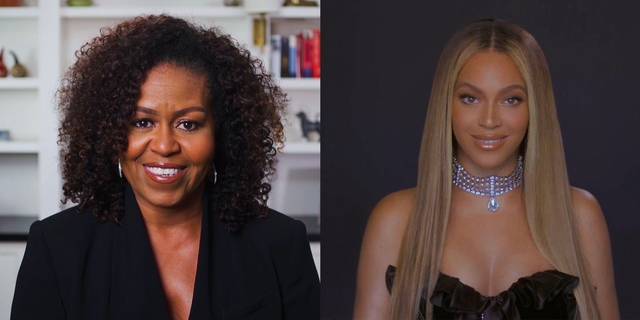 Michelle Obama Presented Beyoncé With the Humanitarian Award at the 2020 BET Awards