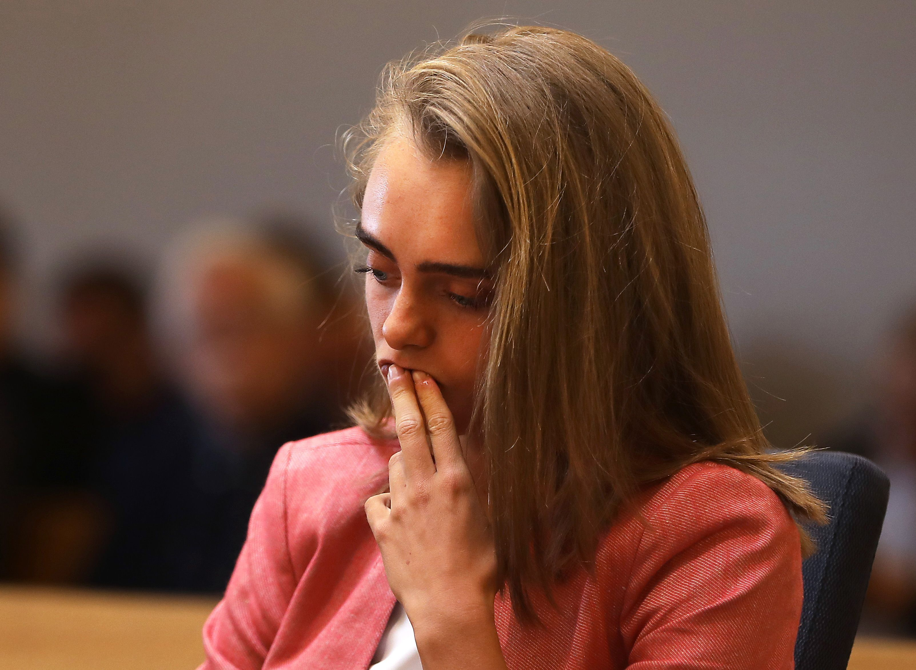 Where Is Michelle Carter Now?