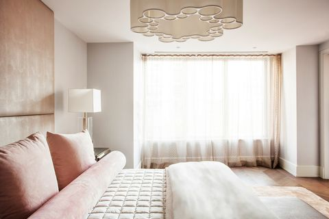 15 Pink And Gray Bedroom Ideas Decorating With Pink And Gray