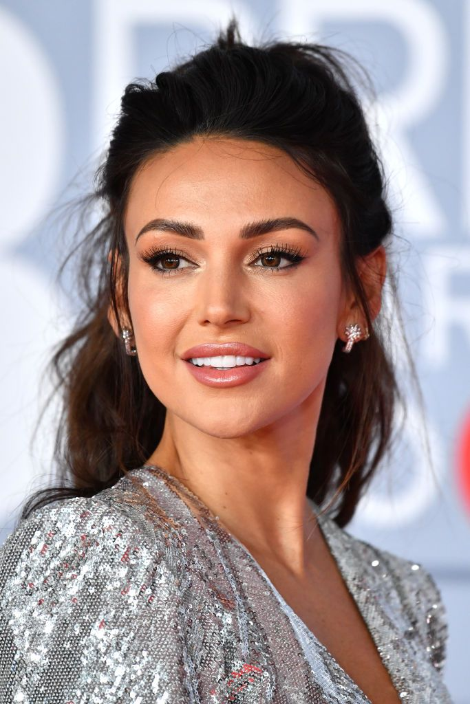 Michelle Keegan On Her Lockdown Workout That Isn't HIIT, Yoga or an App