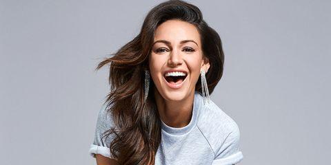 Michelle Keegan makeup Cosmopolitan