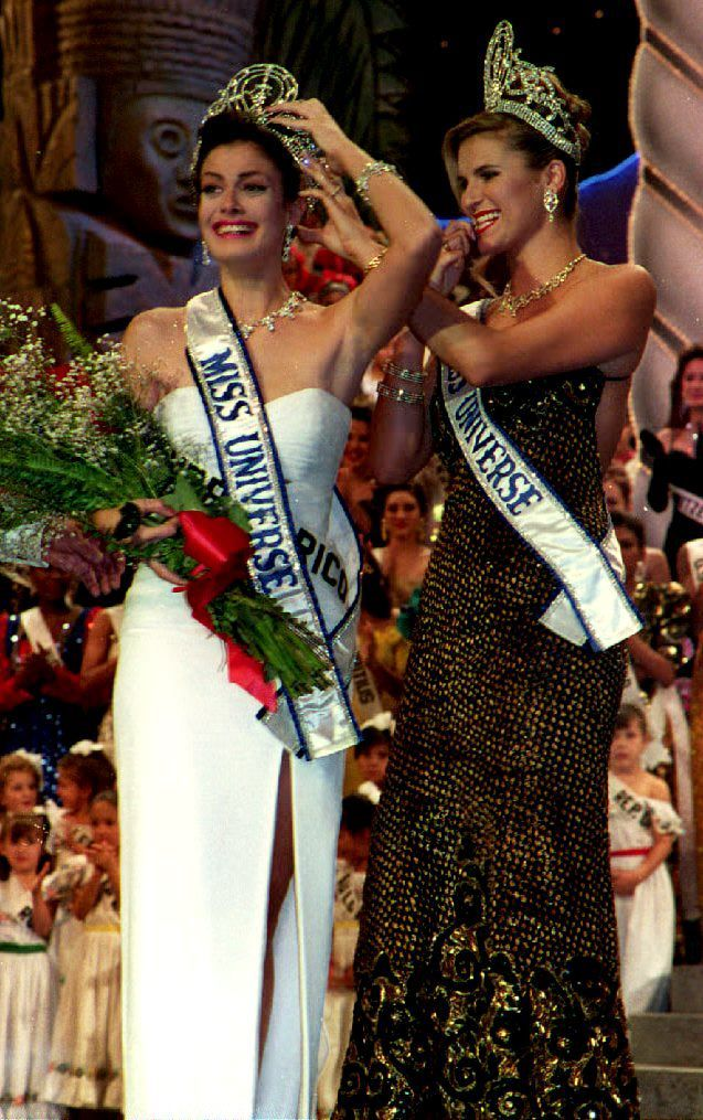 Miss Universe Through the Years - Who Won Miss Universe the Year You