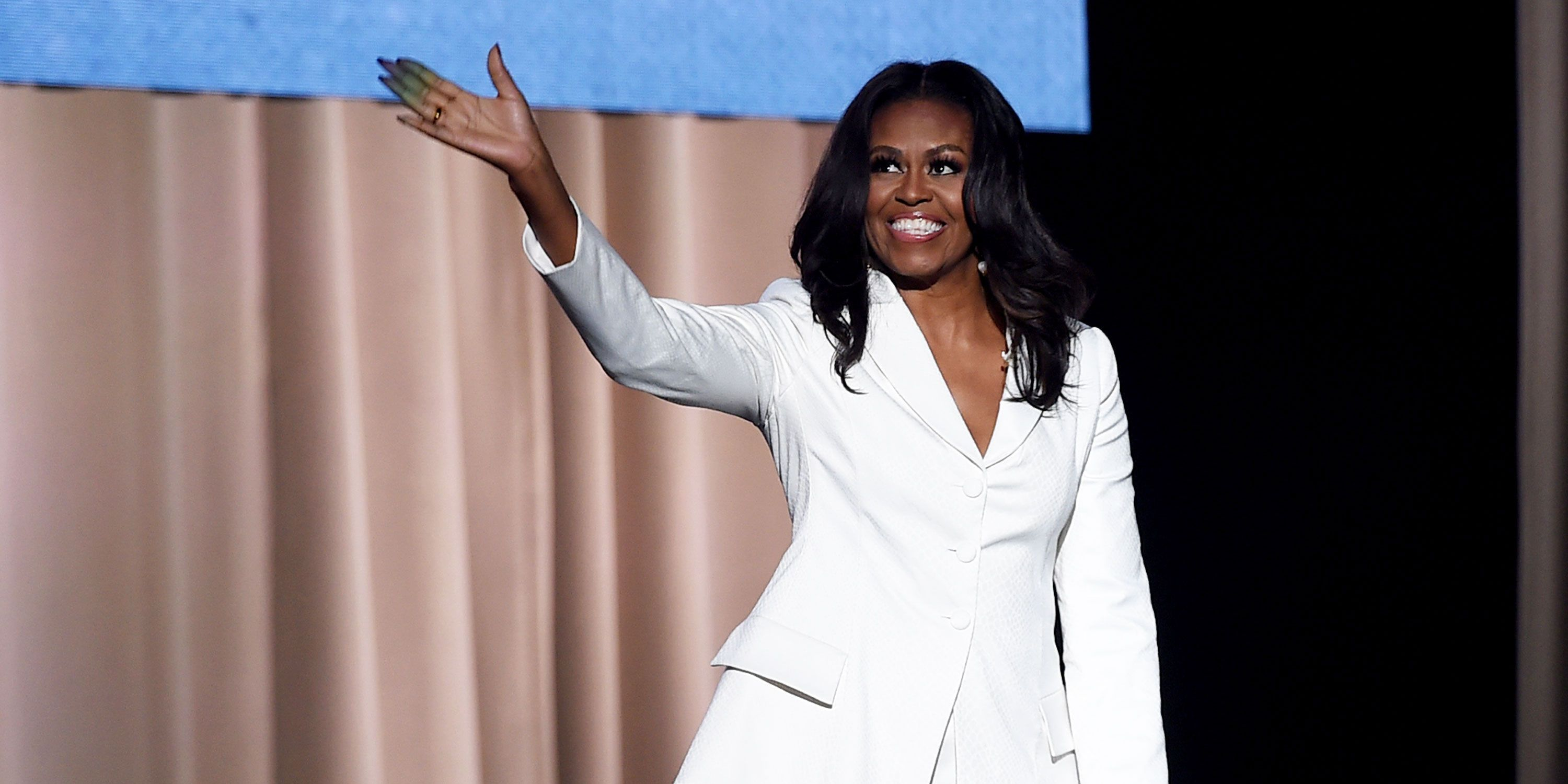 Michelle Obama - Becoming interview