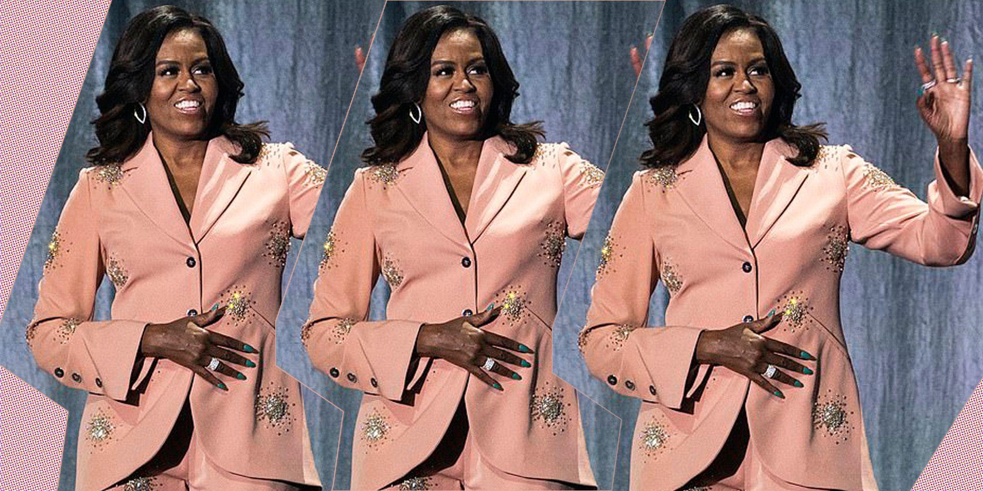 Michelle Obama Stine Goya