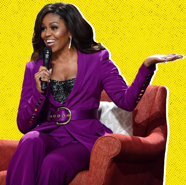 28 Empowering Michelle Obama Quotes About Life, Success, More