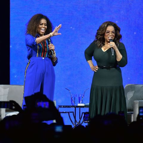 Oprah's 2020 Vision: Your Life In Focus Tour With Special Guest Michelle Obama