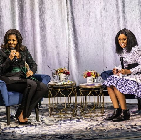 """""""becoming an intimate conversation with michelle obama"""" tour in oslo"""