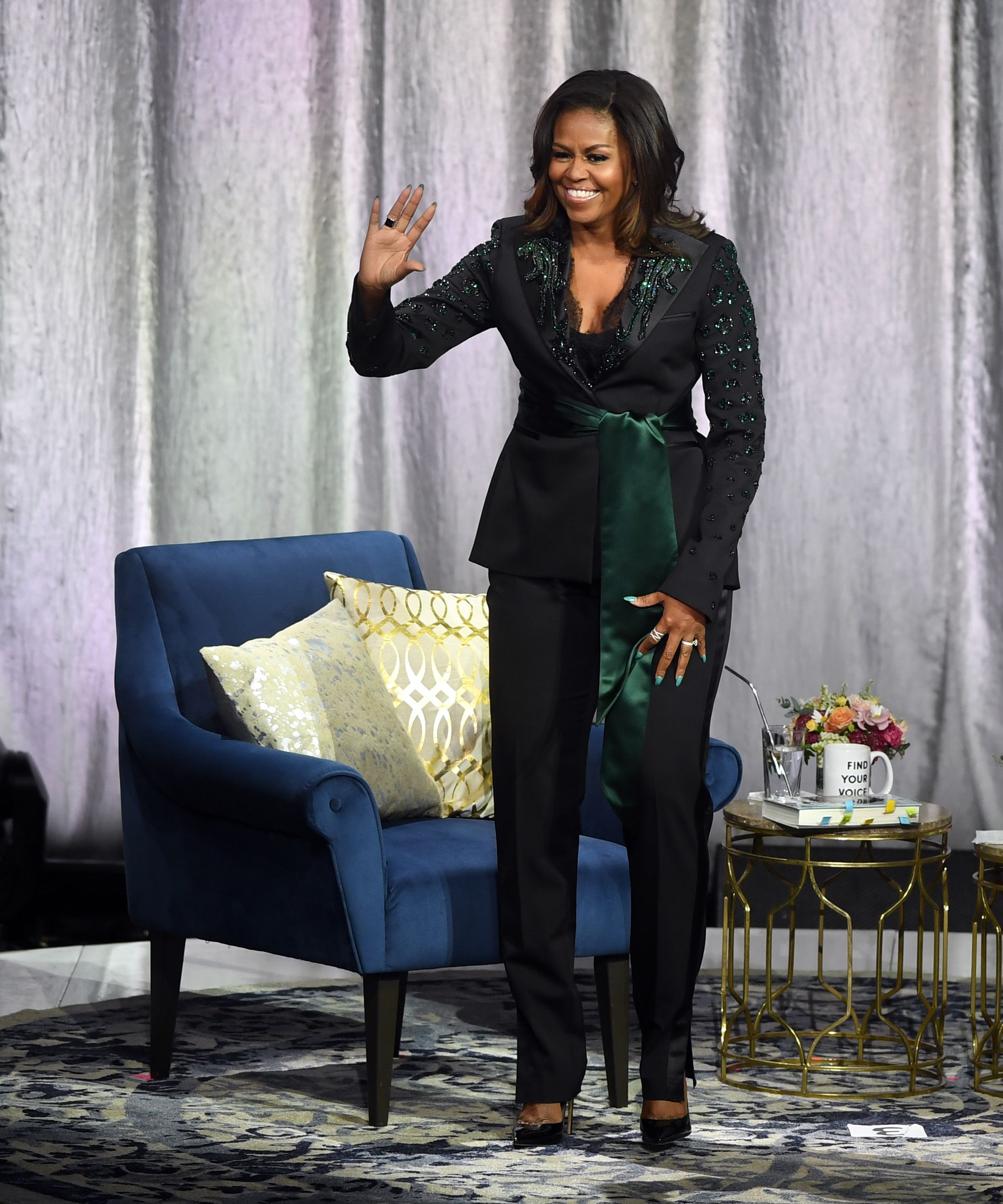 fc0d18b8412 Michelle Obama s Best Looks - Michelle Obama Style Fashion and Outfits