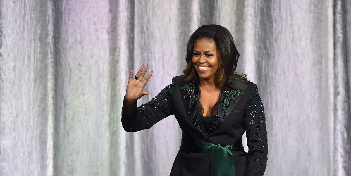 da756d480fb Michelle Obama s Best Looks - Michelle Obama Style Fashion and Outfits