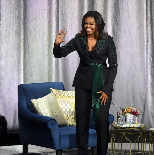 5be36e58fa6e Michelle Obama's Best Looks - Michelle Obama Style Fashion and Outfits