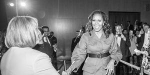 La biografia di Michelle Obama è la dimostrazione che è diventata una rockstar