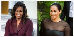 meghan markle michelle obama advice interview vogue