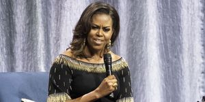 'Becoming: An Intimate Conversation with Michelle Obama' At The O2 Arena London