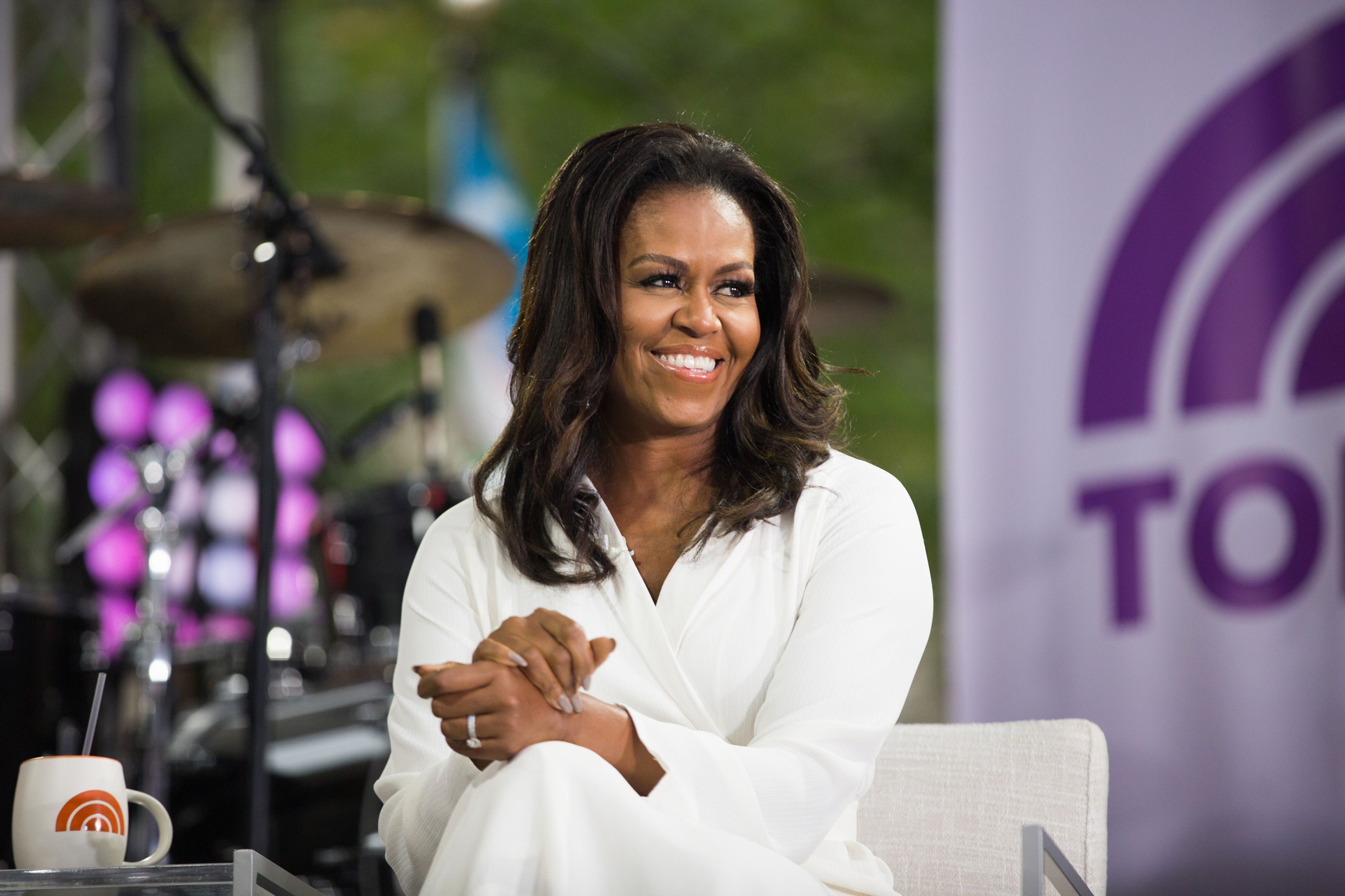 Michelle Obama's workout playlist is the January motivation we all need